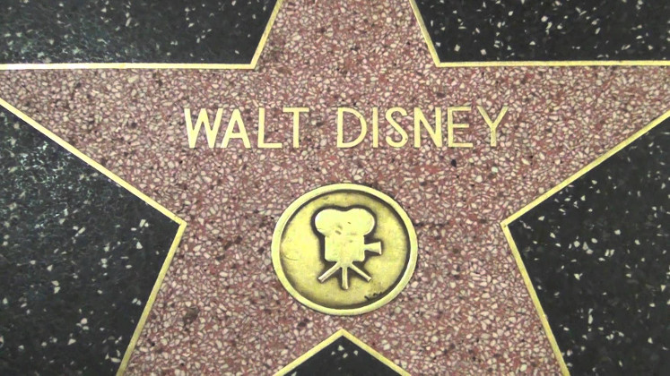 walt disney star walk
